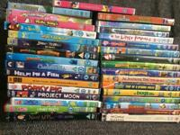 Kids 33 DVD collection various titles including Disney