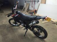 Yamaha wr125x enduro motorbike not a wr250 dt125 dtr125 wr400 wrf450