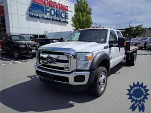 2014 Ford Super Duty F-550 XLT Crew Cab 4x4 - 85,792 KMs