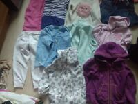 Bundle of Little Girls Clothes for 3-5 years