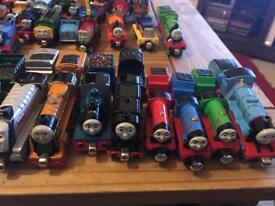 Thomas the tank engine take n play trains