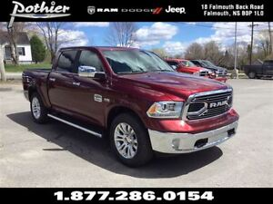 2017 Ram 1500 Longhorn | LEATHER | HEATED SEATS | SUNROOF |