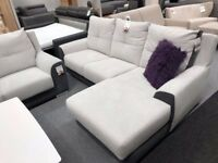 L-shape Corner sofa - extra comfy *Brand New ** Great Offer **