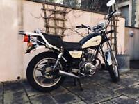 Lexmoto Vixen 125cc Motorbike