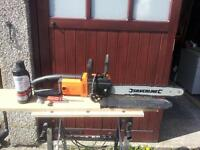 Silverline 1600 Watt 240 Volt Electric Chainsaw