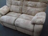 Comfy High Quality 2 Seater Sofa in Very Good Condition FREE delivery
