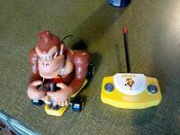 Donkey Kong remote control car