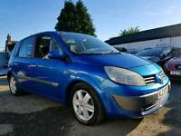 Renault Scenic Dynamique 1.5 Dci, 63000 Miles! Pan Roof! Keyless Entry! FULL MOT!