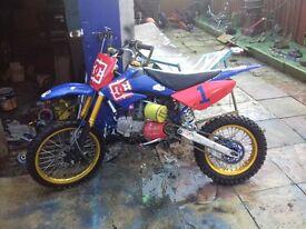 m2r 140cc big wheel pit bike