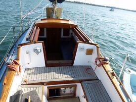 24' Falmouth Gypsy Sailing Yacht
