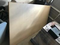 2x Sheets of 6mm Hardwood Exterior Plywood