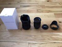 As New (RRP £519.99) - Nikon Nikkor 24-85mm f/3.5-4.5G ED VR AF-S Lens IN BOX