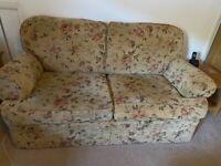 Free. 2 sofas