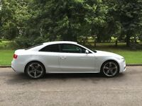 Audi A5 Coupe 2.0 TDI 177bph S Line Black Edition