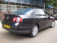 VW VOLKSWAGEN PASSAT TDI •••• 140 BHP AUTOMATIC DIESEL •••• 5 DOOR HATCHBACK