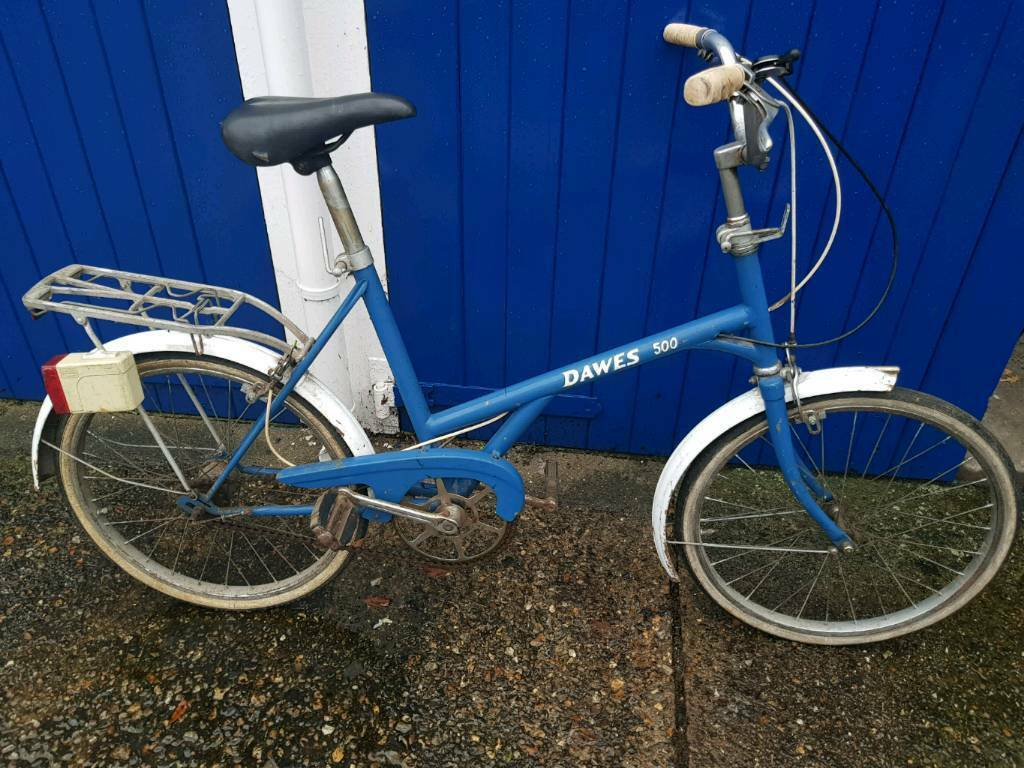 Dawes vintage shopper bike