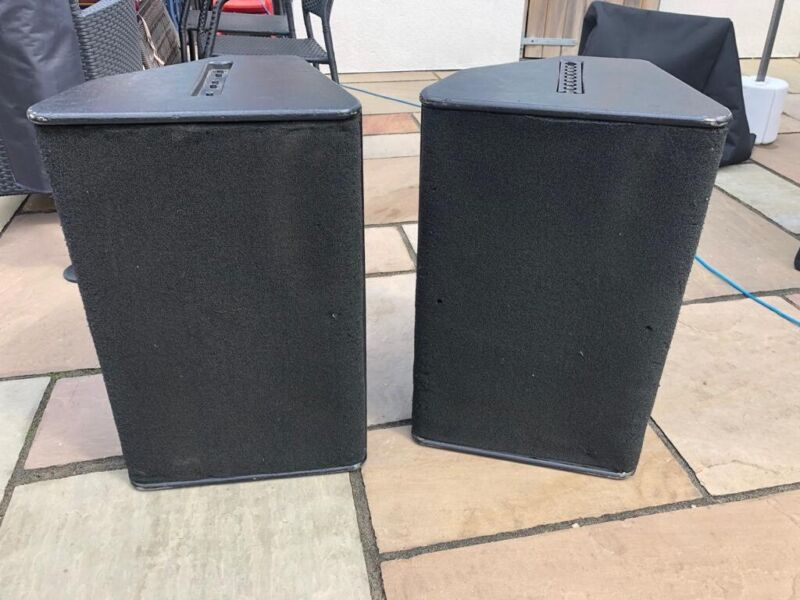 NEXO PA 2X PS15 tops   1X LS1200 bass bin, used for sale  Bolton, Manchester