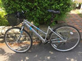 Good condition ladies' hybrid bike