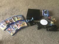 PlayStation 4. 500gb. Hardly played. 10 games plus accessories!