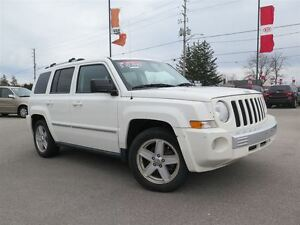 2010 Jeep Patriot Limited AWD