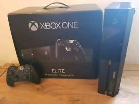 Xbox One Elite 1TB Game Console for Sale