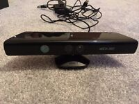 X-box 360 Kinect and 2 games