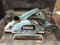 Erbauer 3mm planer 900w 230v - cable a bit damaged