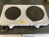 Tabletop Twin Hot Plate