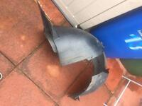 Vw scirocco mk3 drivers front wheel arch liner