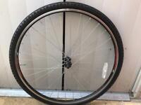 Bike front wheel 28 inch
