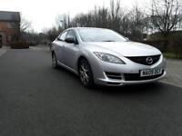 Mazda 6 2.0 diesel 2009, 79 thousand miles 12 months mot