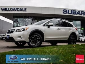 2014 Subaru XV Crosstrek Sport PKG No Accidents, One Owner