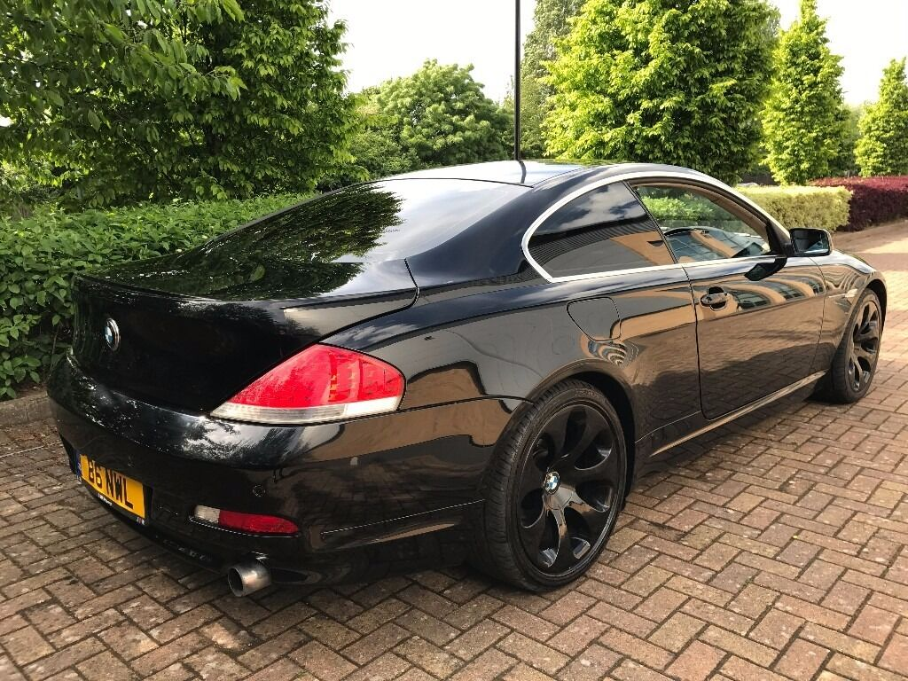 bmw 630i coupe sport black 6 series in coventry west midlands gumtree. Black Bedroom Furniture Sets. Home Design Ideas