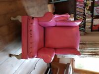 Antique armchair to re-upholster - PARKER KNOLL