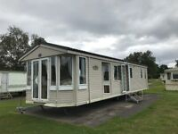 Quality Pre owned Caravan on Beautiful park Nr Glasgow