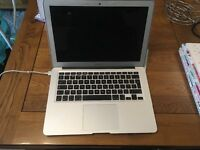 Apple MacBook Air mid 2013 13 inch screen