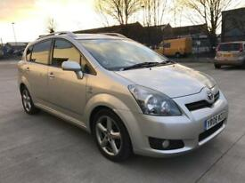 TOYOTA COROLLA VERSO 2008, 2.2 D-4D T180, NEW SERVICE, DVD PLAYER, SEVEN SEATS