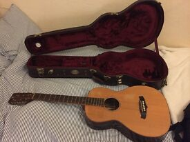 Tanglewood TWJPE Electro Acoustic Guitar- Played by Jack Johnson!!