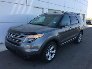 2013 Ford Explorer Limited Leather Moonroof Navigation and more!