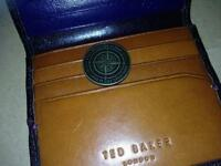 Ted Baker Leather Card Wallet