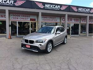 2012 BMW X1 AWD AUT0 LEATHER PANORAMIC ROOF 90K