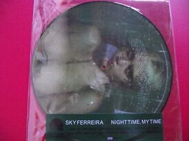 Sky Ferreira - Night Time, My Time ( Limited Picture Disc)