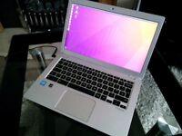 Toshiba Ultrabook Laptop