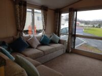 Stunning Static Caravan For Sale - Ayr