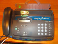 Fax machine, Philips magic 2 primo