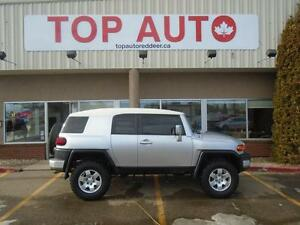 2008 Toyota FJ Cruiser Perfect Inspection NEW 33 INCH MUD...