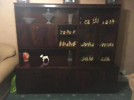 Display Cabinet and Side Board