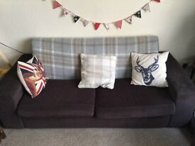 Sofas 2 and 3 seater set