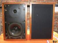 Linn Kan mk1 book shelfs speakers suitalbe fir niam,cyrus,alto,hi fi rack,home cinema