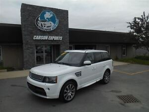2013 Land Rover Range Rover Sport SUPERCHARGED!  FINANCING AVAIL